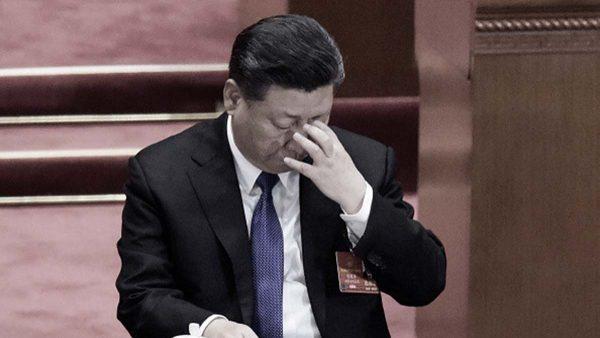 王赫:习近平政治上开始转弯?