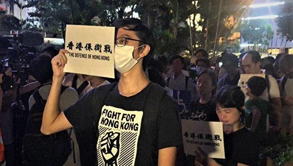 陈思敏:香港后生可畏 中共不安胡扯反送中病根