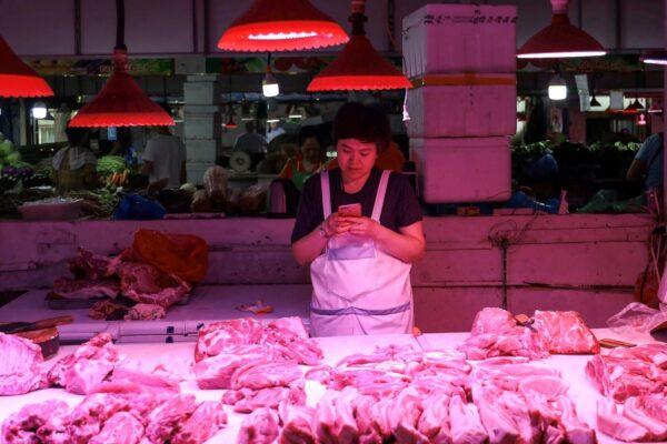 十一前投放2萬噸肉不夠 中國豬價再現上漲潮