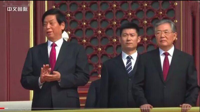郑中原:天安门暗战如雷 胡锦涛不染发以示抗议