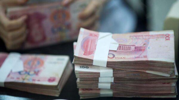 中共地方政府欠债逾40万亿 官员:没一个想还