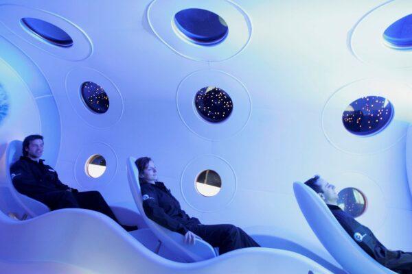 自费太空旅行即将成真 旅费知多少?