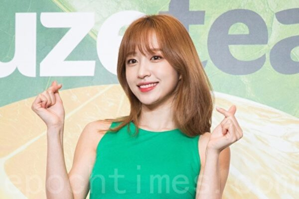EXID成员Hani签约新公司 与孝敏成为同门