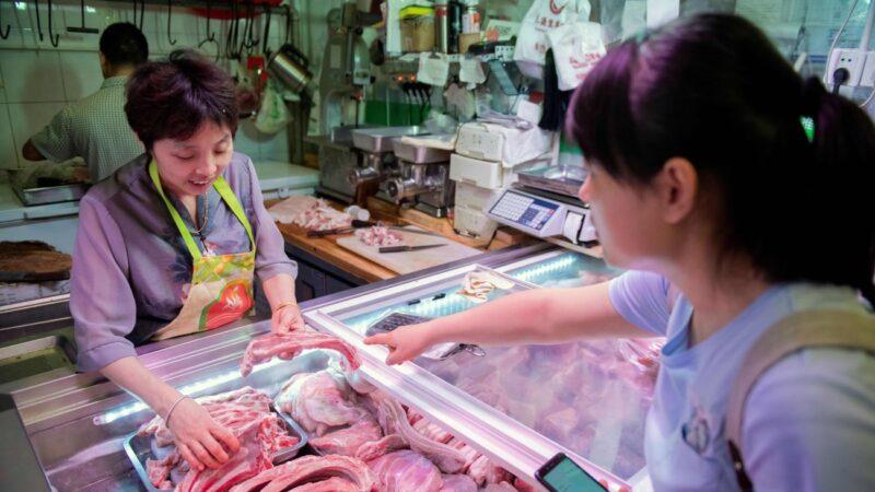 大陆猪瘟持续 10月上旬生猪价环比涨16.2%