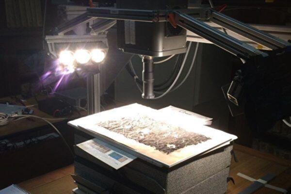 庞贝古卷毁于火山喷发 新技术读出其背面文字