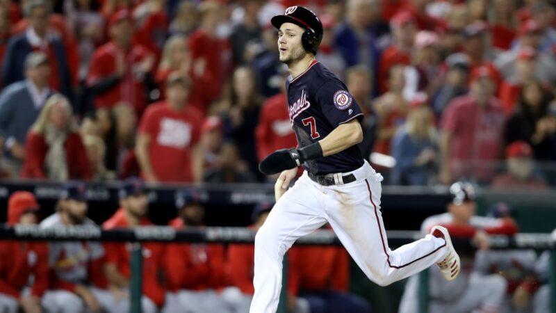 MLB季後賽國民1局定勝負 首闖世界大賽
