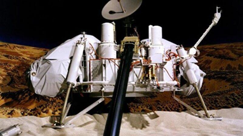 前NASA专家:70年代在火星发现生命证据