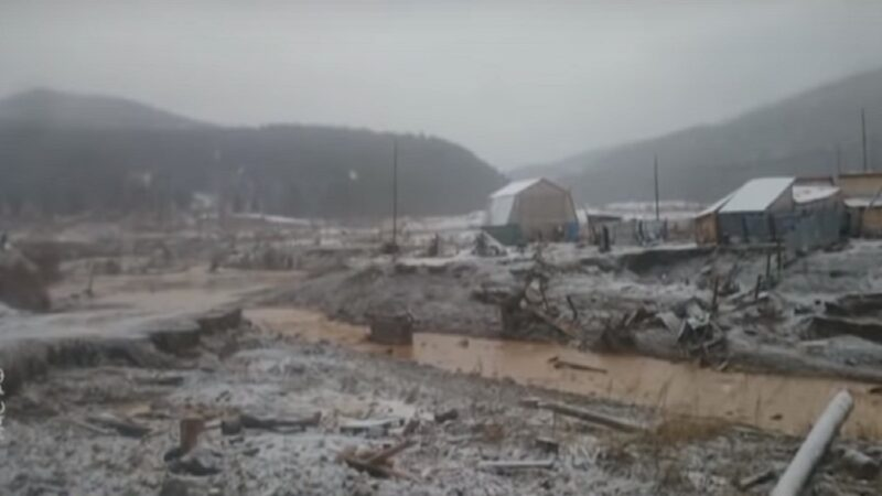 西伯利亞一水壩突崩塌 員工宿舍被淹沒至少12死15傷