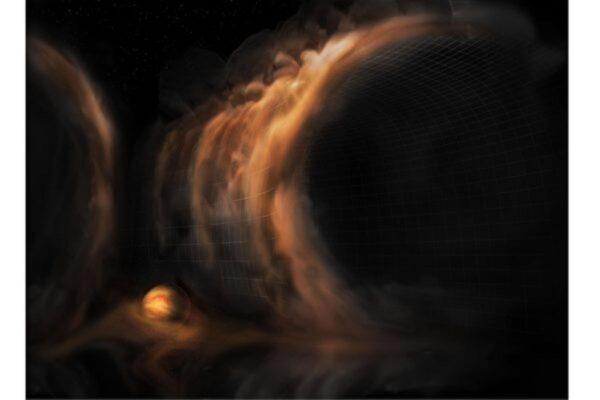 行星苗圃探秘:吸積盤內現壯觀瀑布