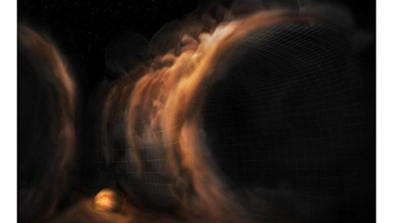行星苗圃探秘:吸积盘内现壮观瀑布