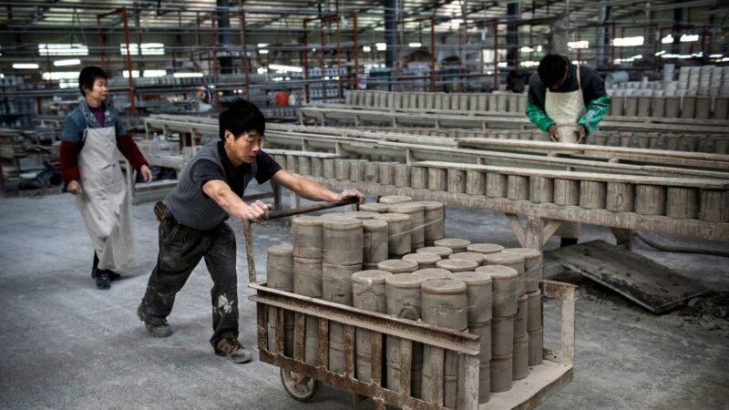 中共高估GDP增速 難掩經濟嚴峻現實