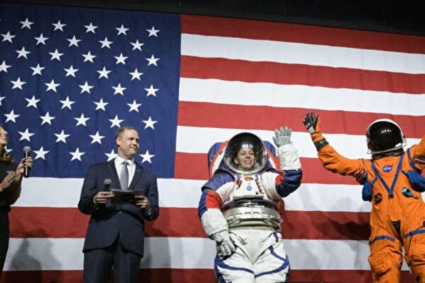 NASA推出新太空裝 能大幅增加可動性