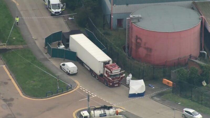 骇人!保加利亚进口 英货柜车惊见39具尸体