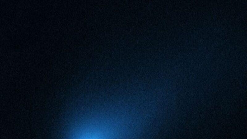 又一个天外来客 系外彗星造访太阳系
