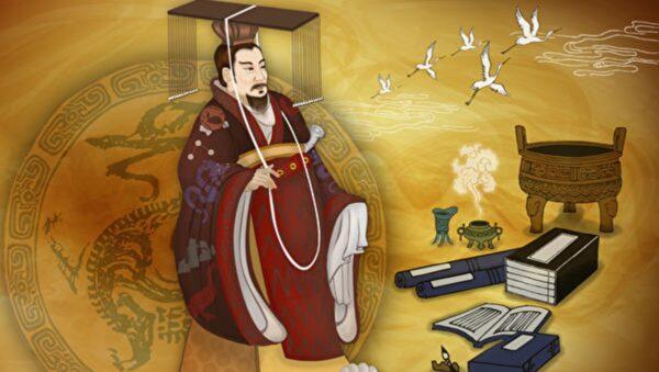 【漢武帝傳】之三:尊儒 辦學校 延攬百家