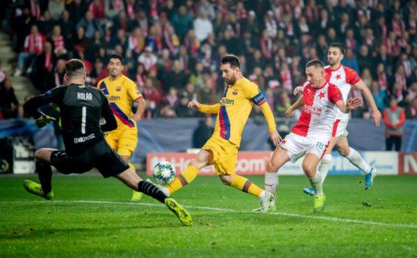 欧冠小组赛第3轮 5大联赛豪门球队皆过关