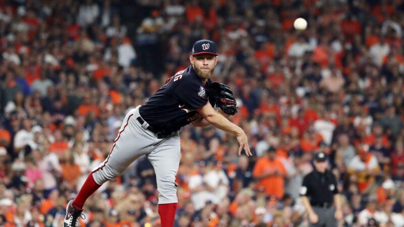 MLB季後賽史特拉斯堡技壓韋蘭德 助國民奪勝