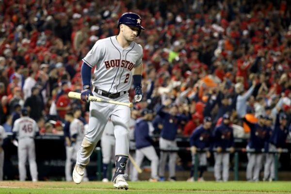 MLB季后赛柏格曼满贯轰 粉碎国民听牌梦