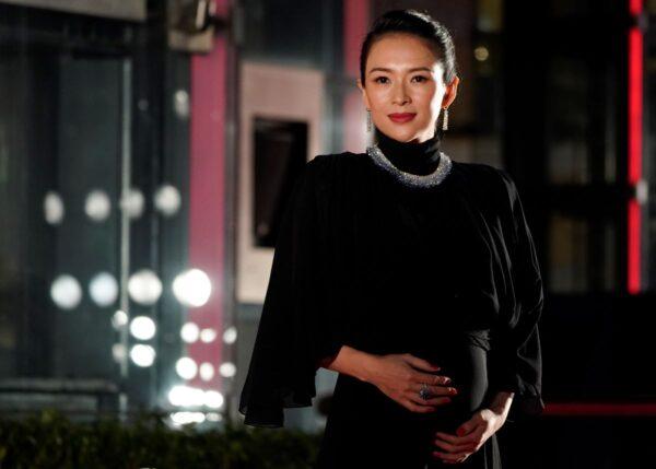 章子怡宣布怀二胎喜讯 果然被袁咏仪一语说中