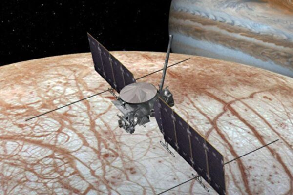 NASA:木星卫星欧罗巴或有生命存在