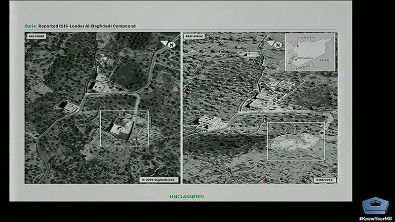美公布撃杀IS首脑影像 陆空合撃建筑夷平