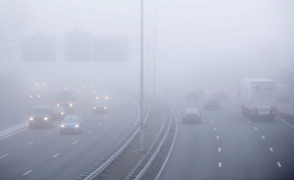 雾天驾驶的5种误区
