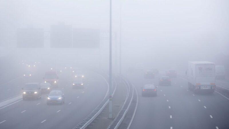 霧天駕駛的5種誤區