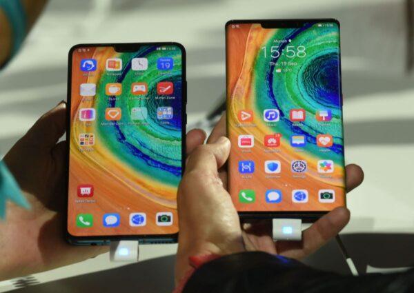 马国用户测试华为新手机 谷歌套件不能用