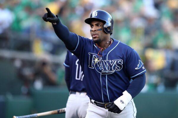 MLB外卡戰迪亞茲雙轟 光芒淘汰運動家