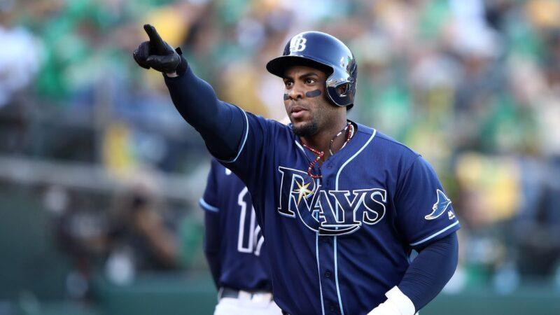 MLB外卡战迪亚兹双轰 光芒淘汰运动家
