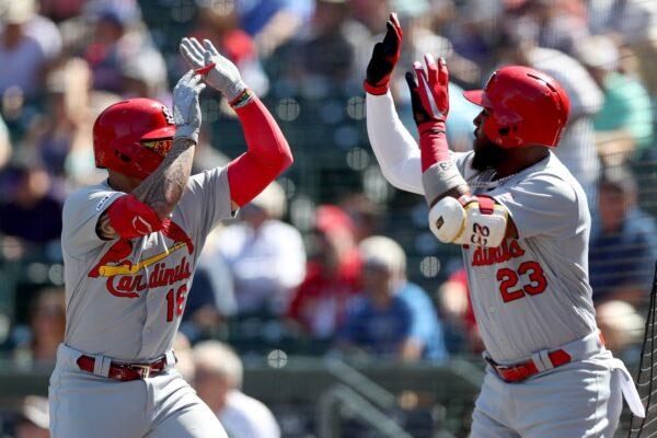 MLB季后赛红雀双雄建功 1分险胜勇士
