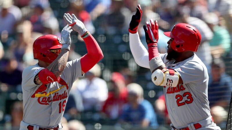 MLB季後賽紅雀雙雄建功 1分險勝勇士