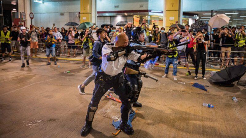 傳香港「光頭警長」兒子新西蘭留學被拒
