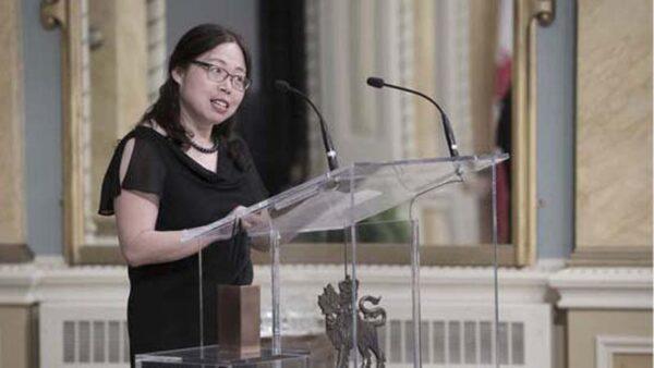 加国华裔病毒学家被带走前 曾帮中共培训顶级专家