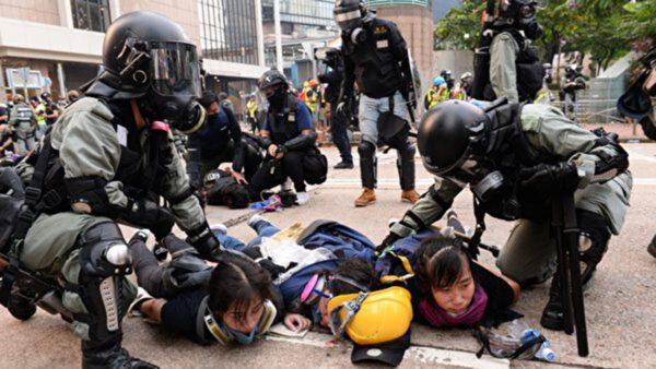 五個香港女孩的故事 街頭抗爭讓她們一夜長大