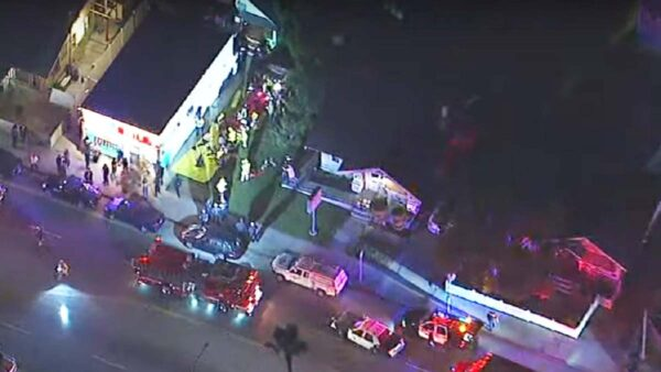 槍聲以為放煙火 洛杉磯長灘萬聖節派對釀3死9傷