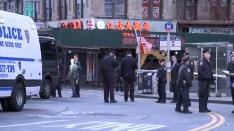 纽约唐人街街友遭铁棍爆头4死1伤 包括83岁华翁