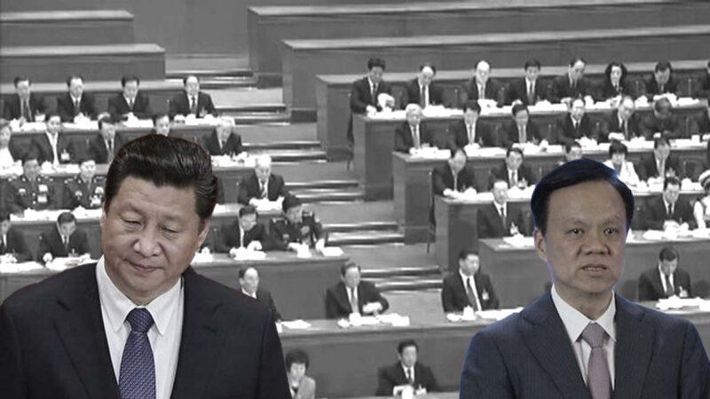 陈敏尔仕途有变?重庆市委秘书长异动引猜测