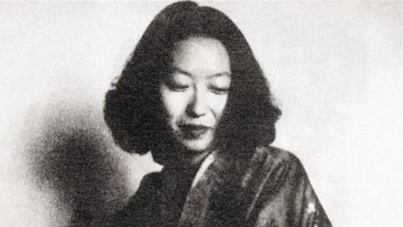 传奇才女张爱玲逃到香港的前前后后(上)