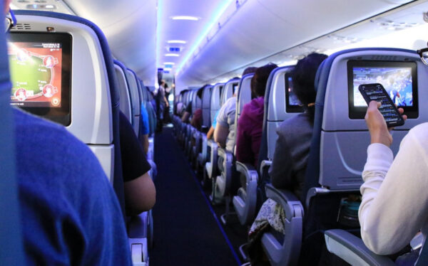 為何飛機上不應有免費Wi-Fi 安全性如何(視頻)