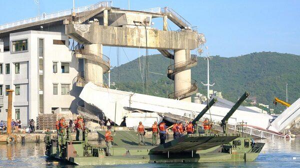 南方澳跨港大橋斷裂 第4具遺體尋獲