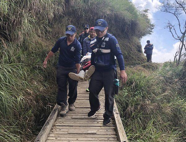 60歲男率隊攻玉山 爬500公尺突昏倒猝死
