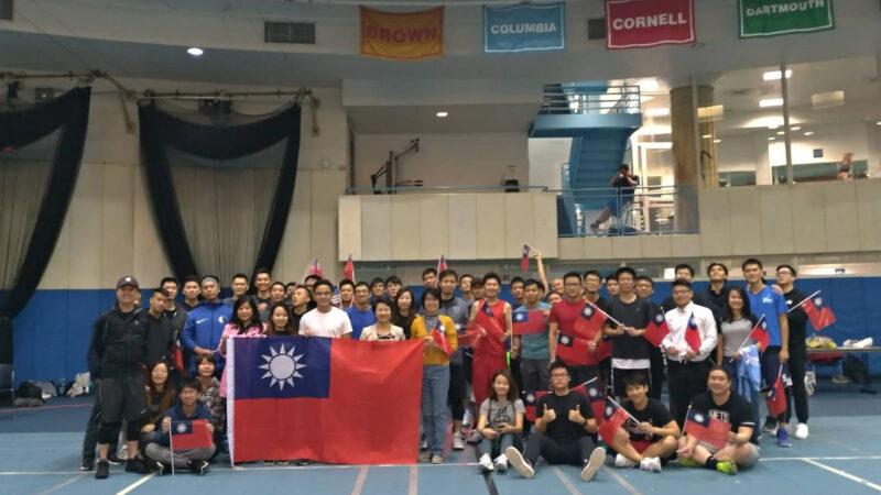 台北經文處舉辦「國慶盃籃球賽」 哥倫比亞大學校友隊奪冠