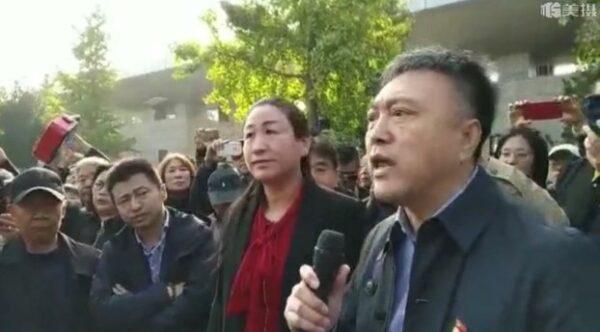 北京升級排華驅逐「中端人口」 上千業主誓死維權(視頻)