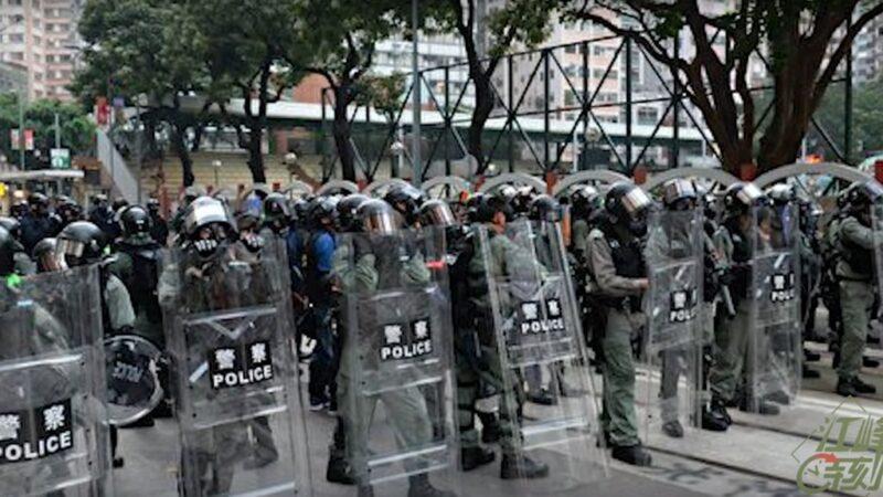 【江峰时刻】特大突发:香港紧急法即将出台《禁止蒙面法》《宵禁令》先出台试水