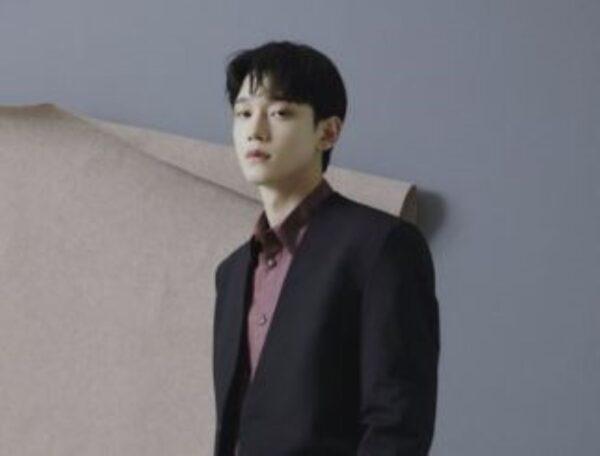 CHEN《致親愛的妳》摘韓國多榜單週榜冠軍