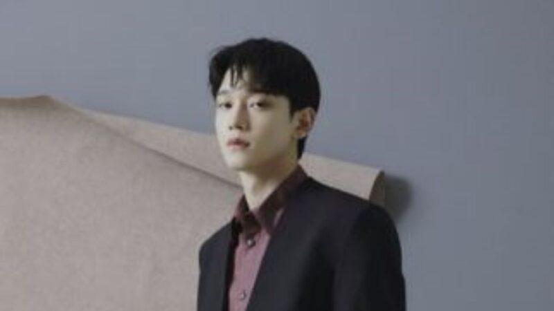 CHEN《致亲爱的你》摘韩国多榜单周榜冠军