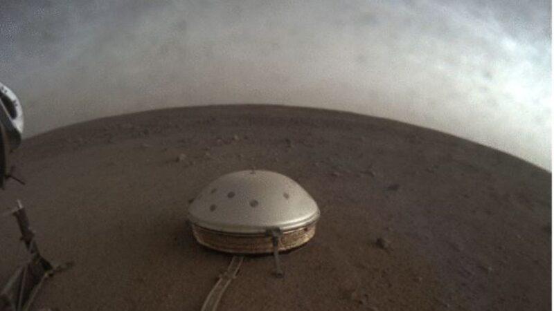 火星不再沉默 NASA洞察號頻傳語音信息