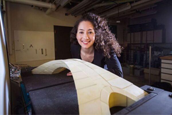 MIT模型显示达芬奇五百年前桥梁设计的巧思