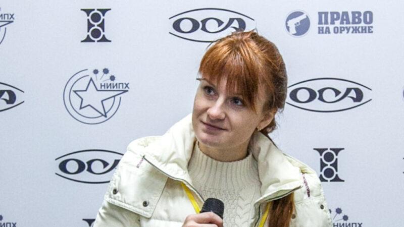俄罗斯女间谍获释 遣返莫斯科不想当明星